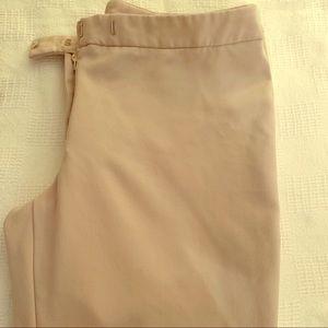 Women's tan pants
